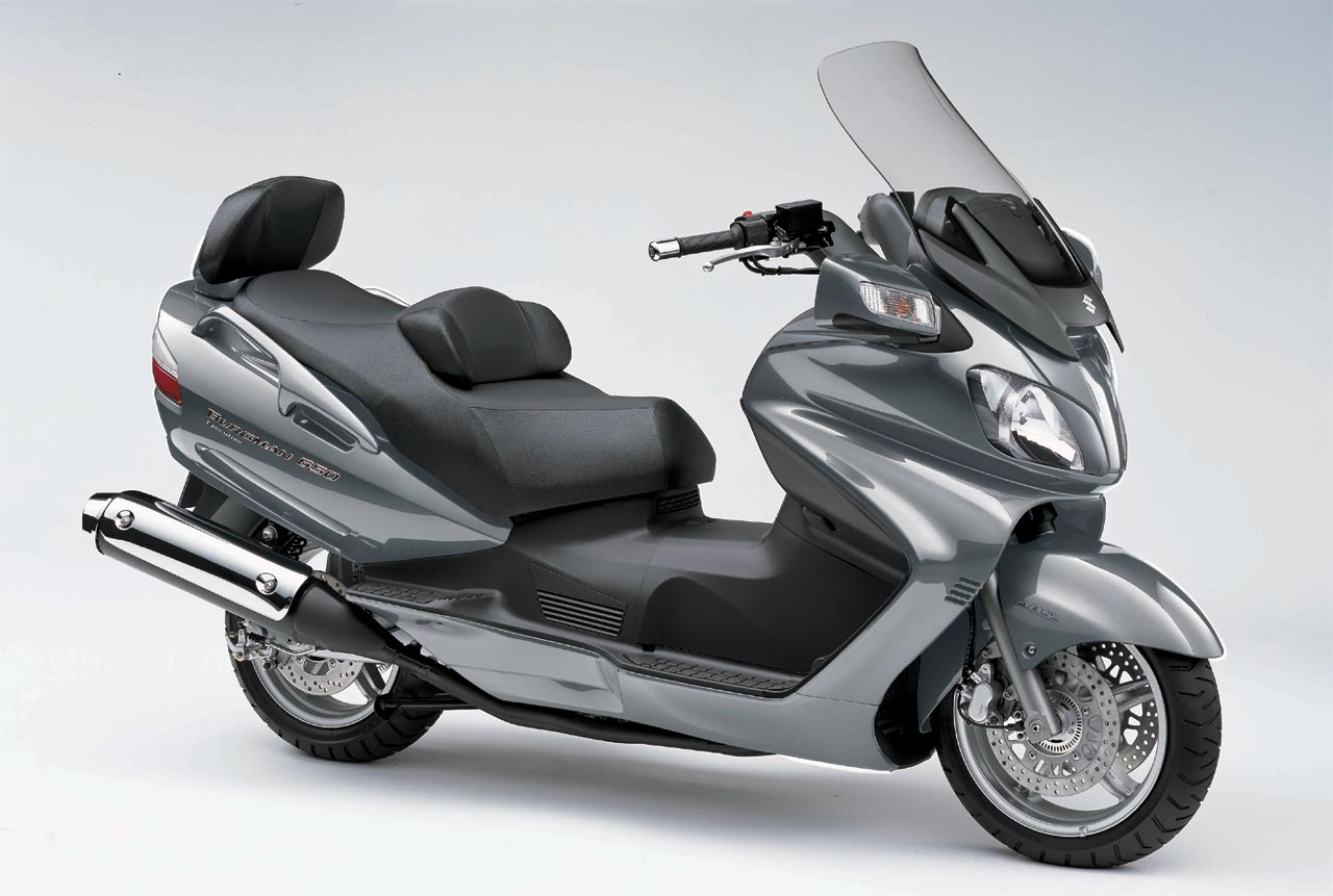 Suzuki UH Burgman 125 2005 wallpapers #135805