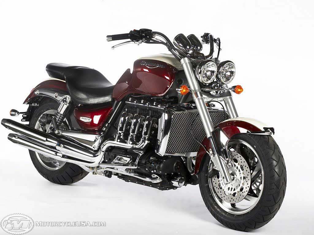 Triumph Rocket III images #125821