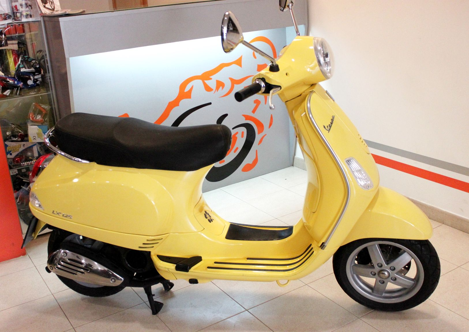 Vespa LX 125 wallpapers #129646