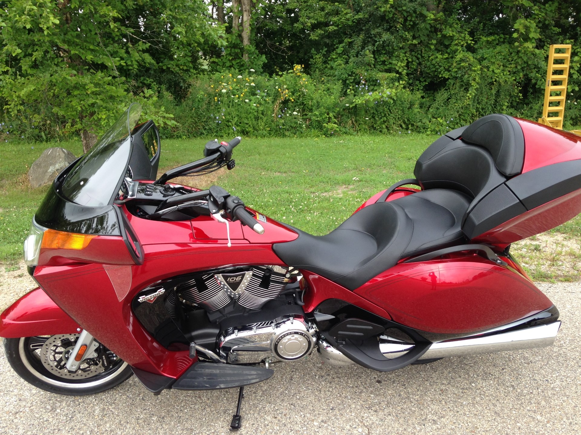 Victory Touring Deluxe 1500 images #129455