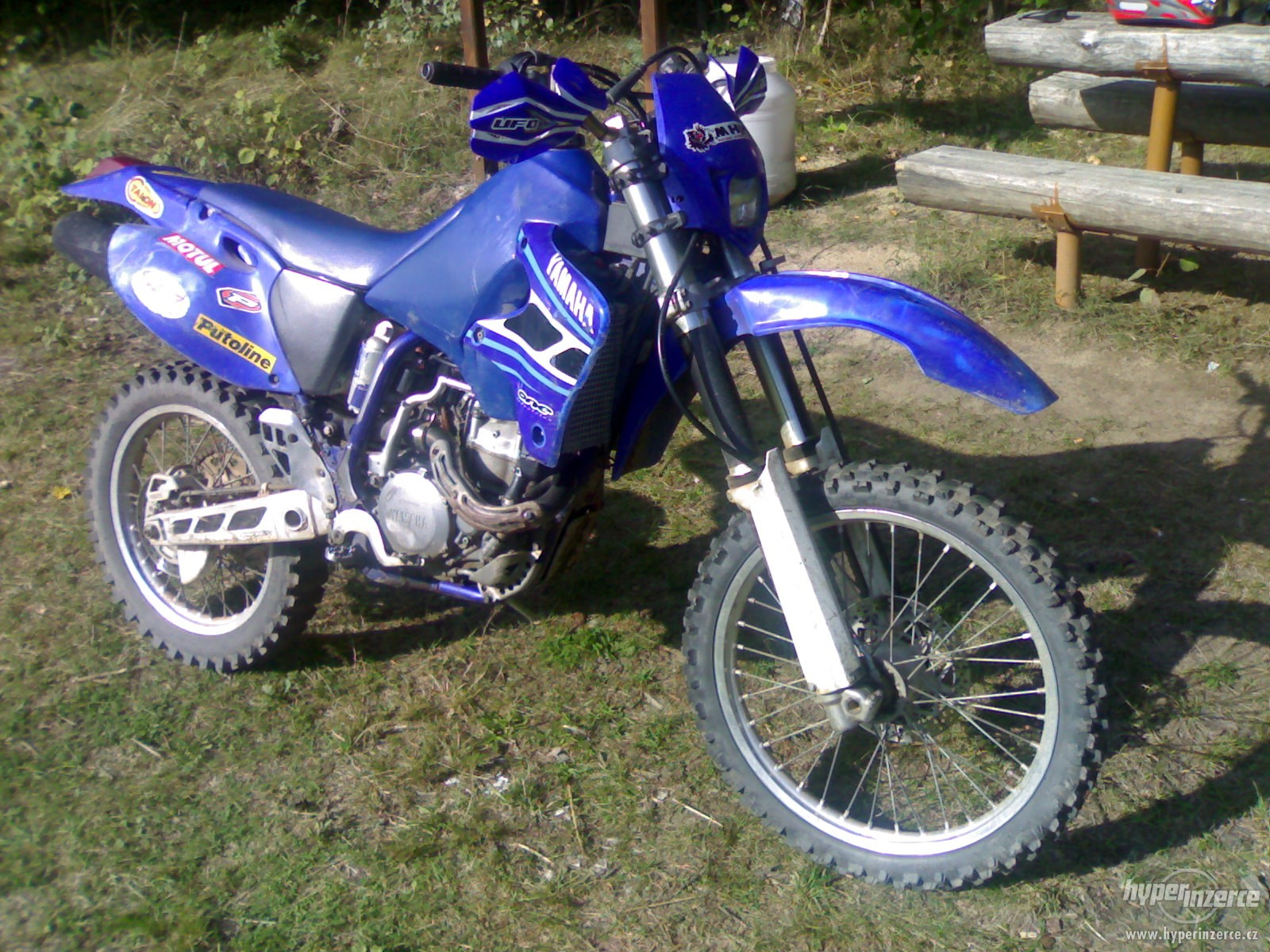 1998 yamaha wr 400 f pics specs and information