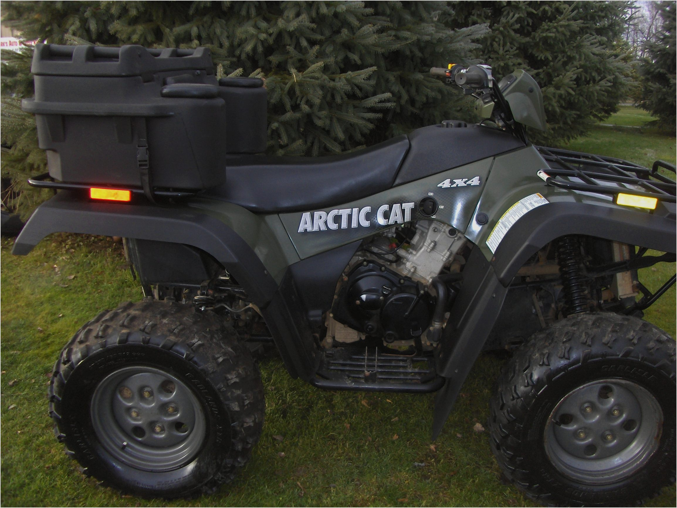 Arctic Cat 500 1999 images #92020