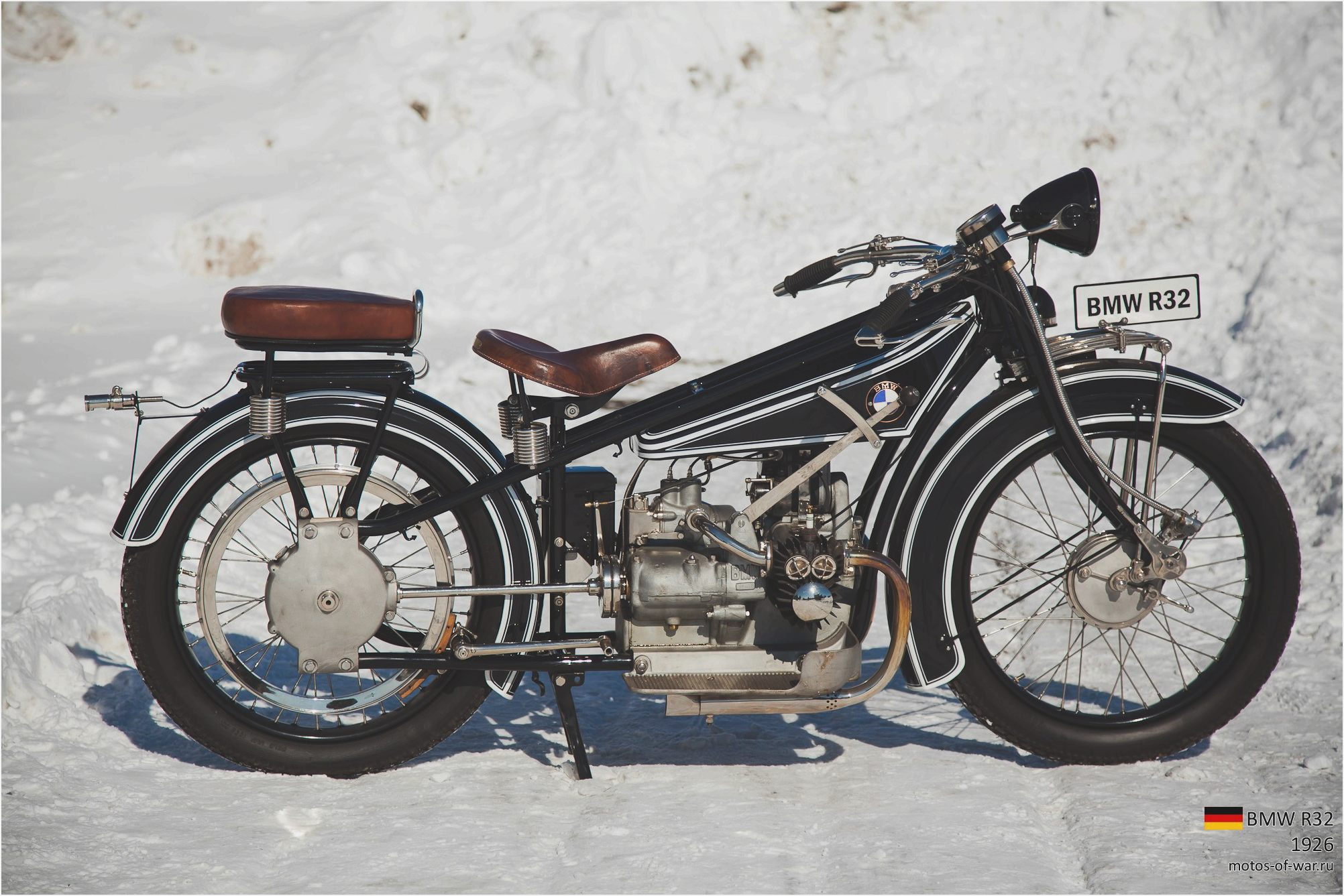 BMW R12 Twin Carb 1942 images #76642