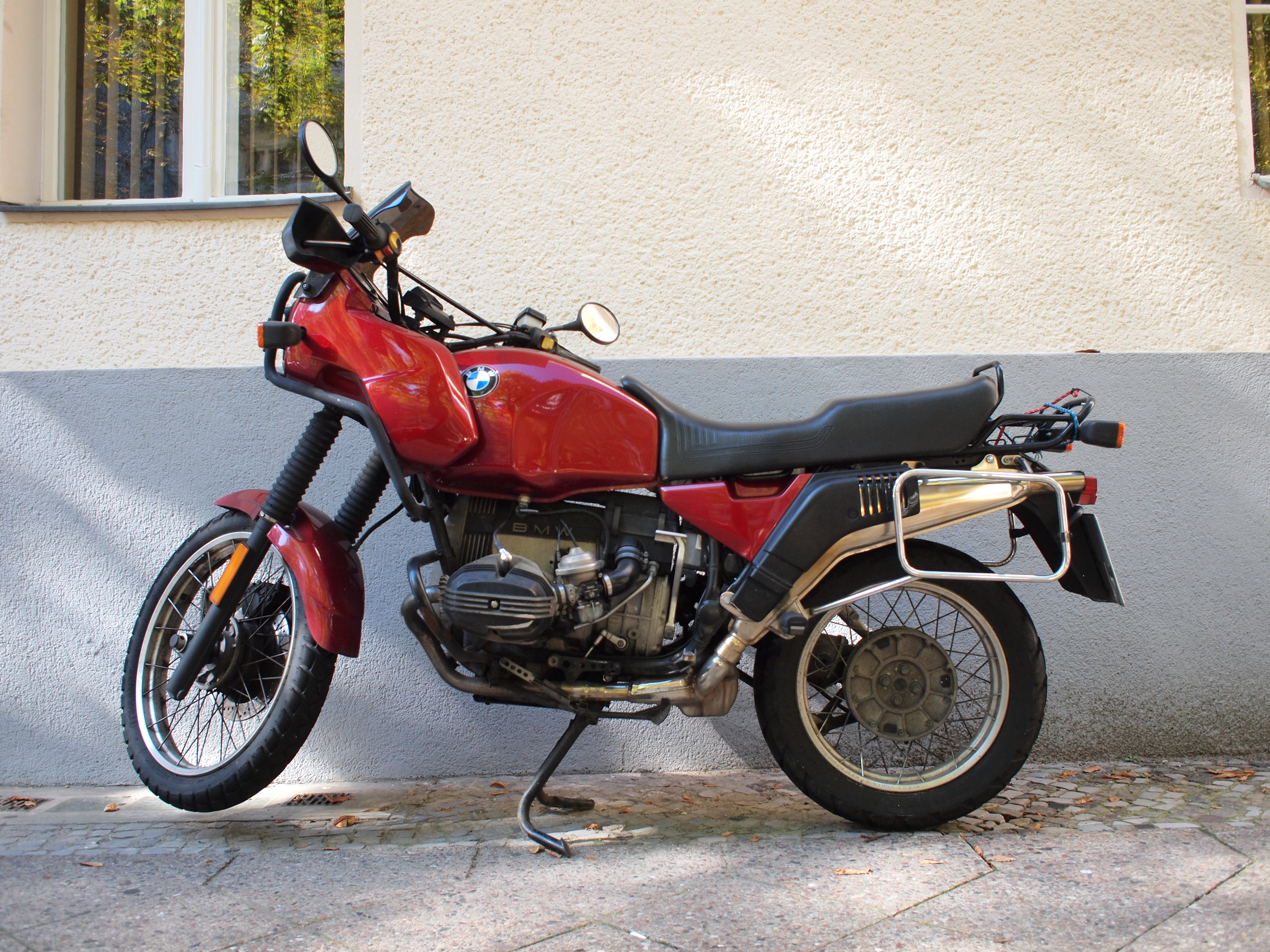 BMW R80GS 1990 wallpapers #162280