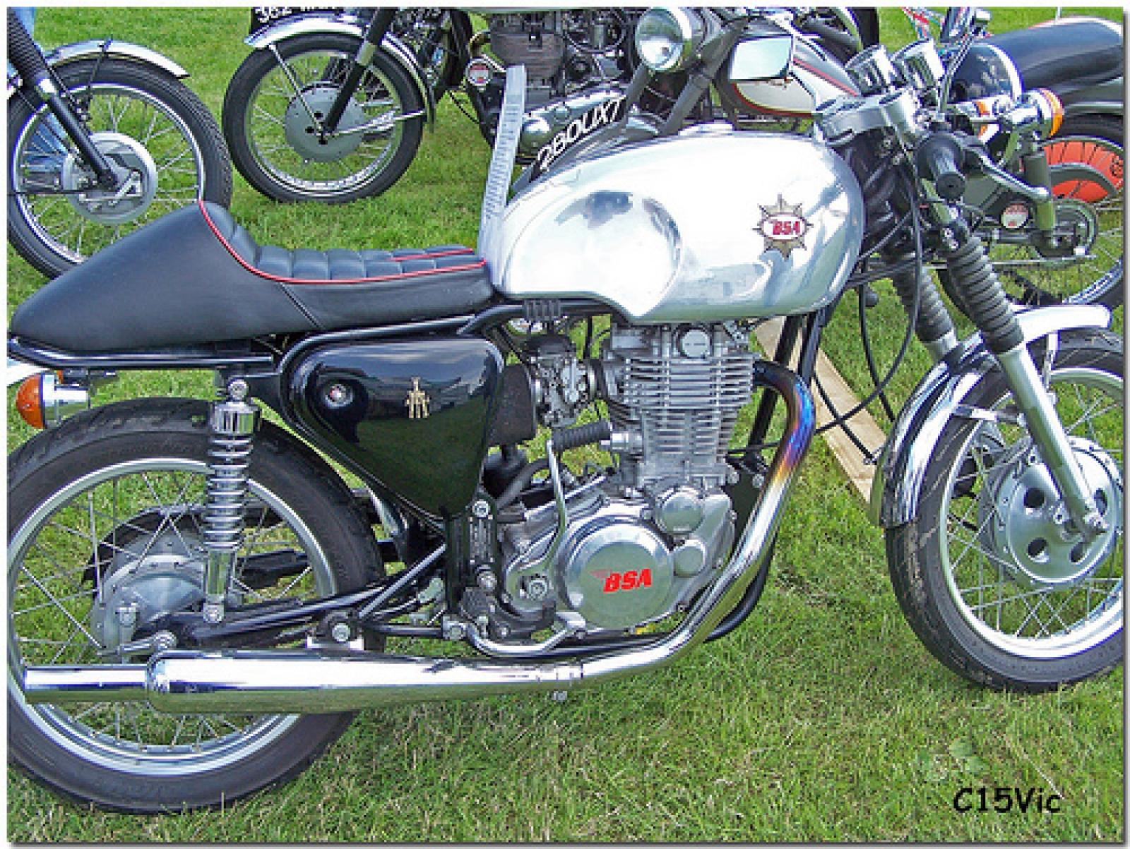 BSA SR 500 Gold images #65374