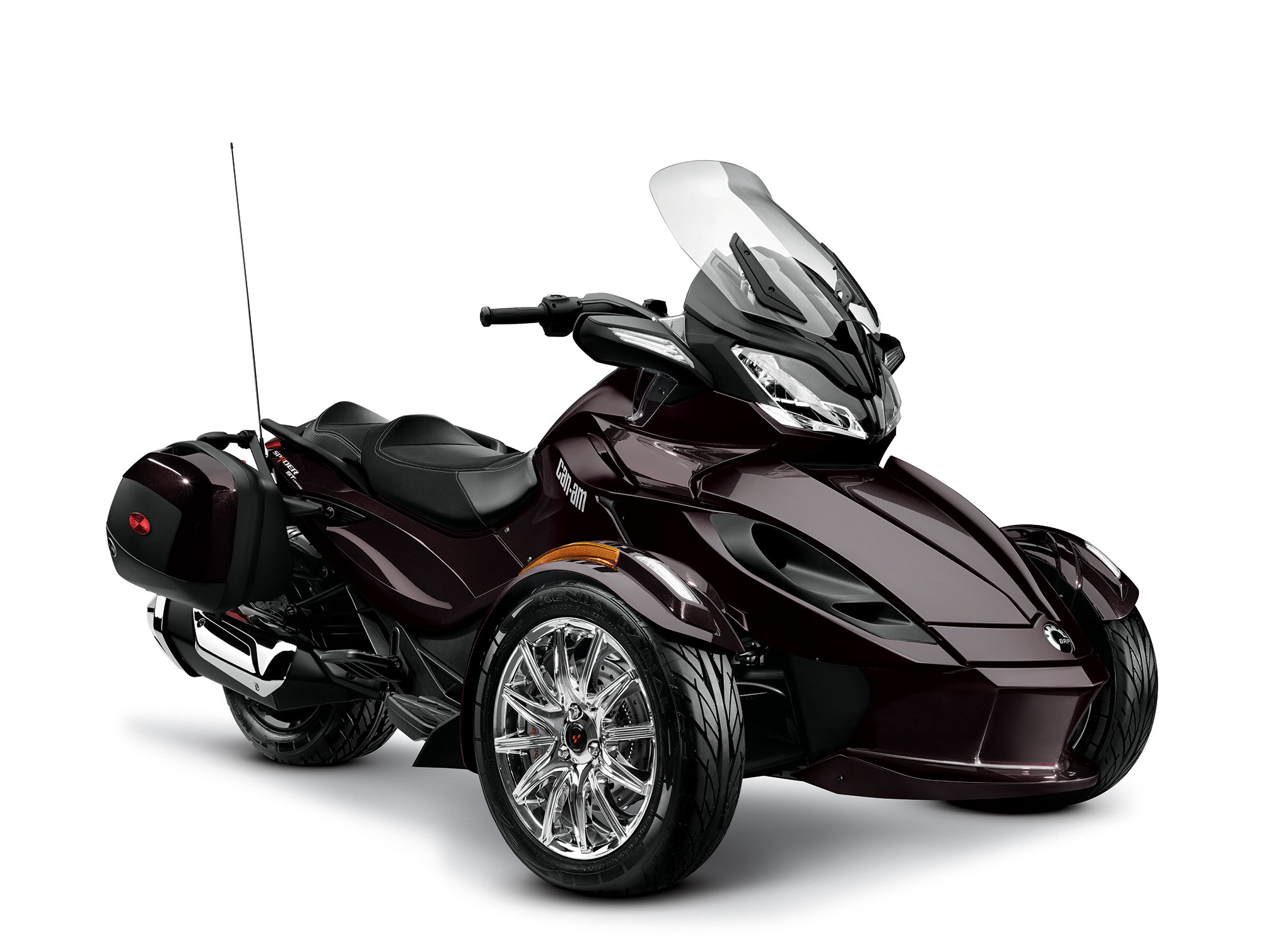 Can-Am Spyder ST 2014 images #68538