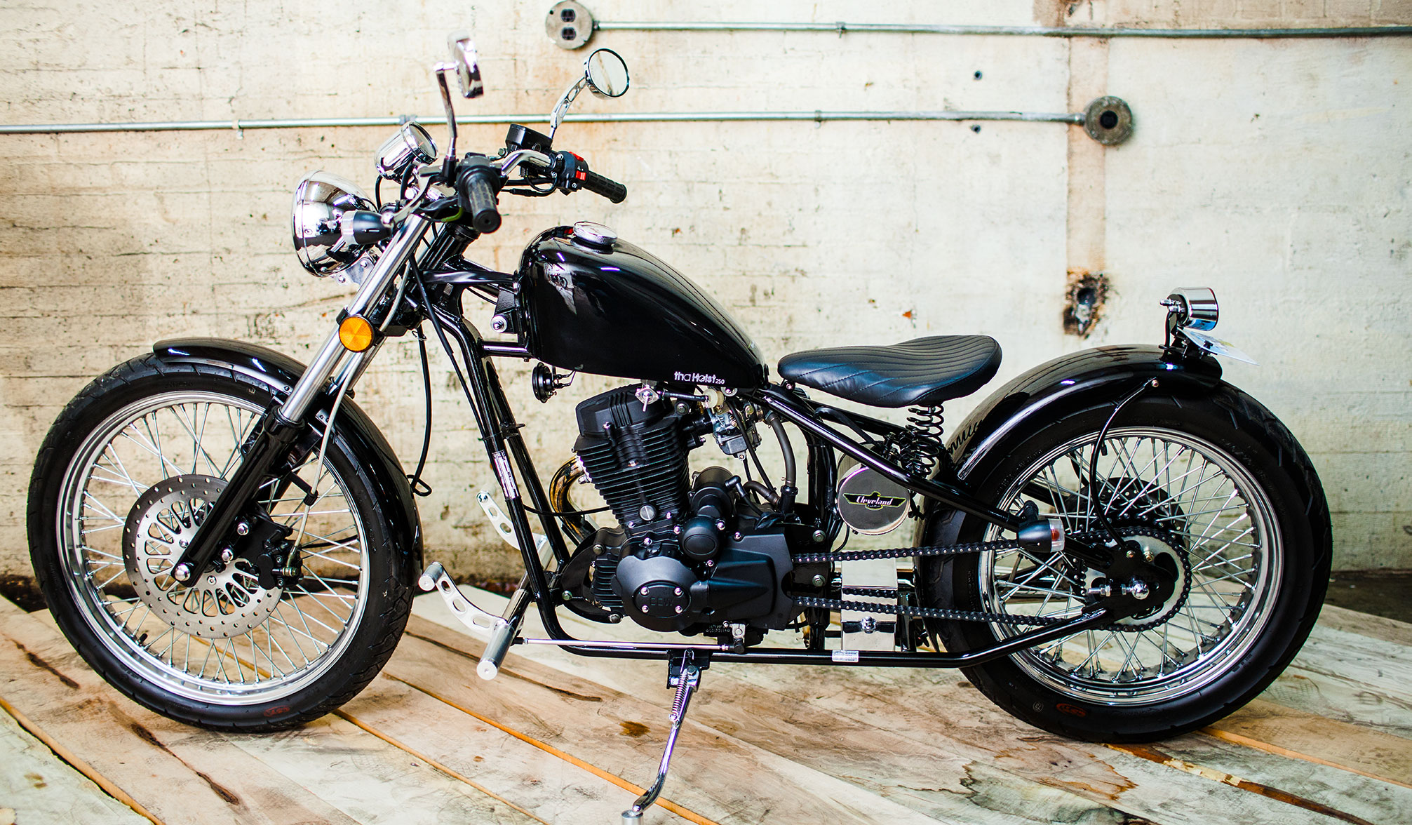 Cleveland CycleWerks Misfit 2014 images #70415