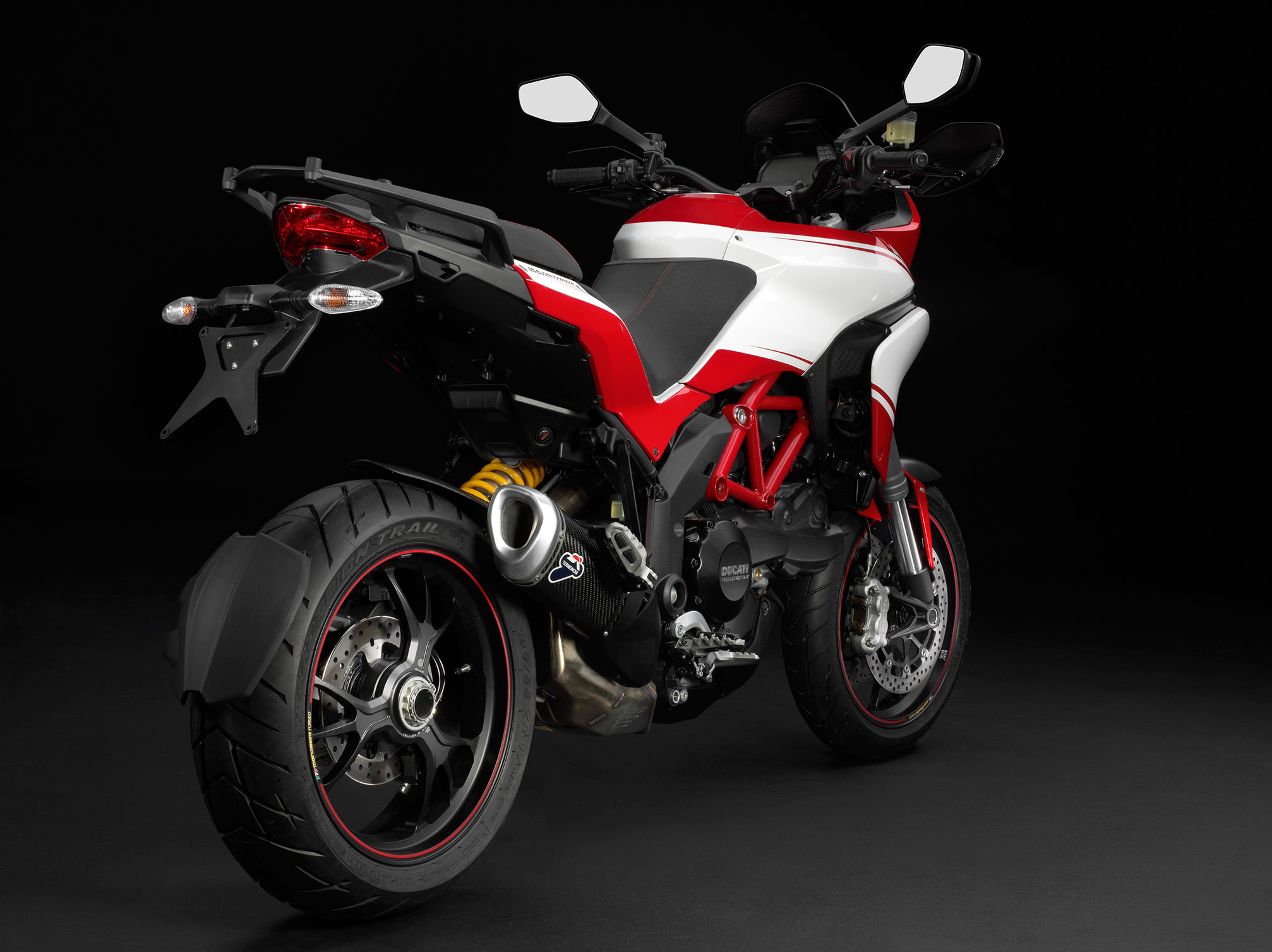 Ducati Multistrada 1200 S Pikes Peak Edition 2013 images #80017
