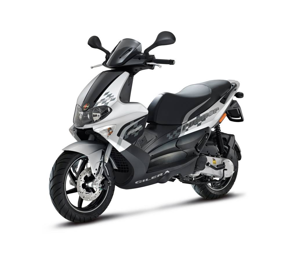 Gilera Runner 125 Black Soul 2015 images #74475