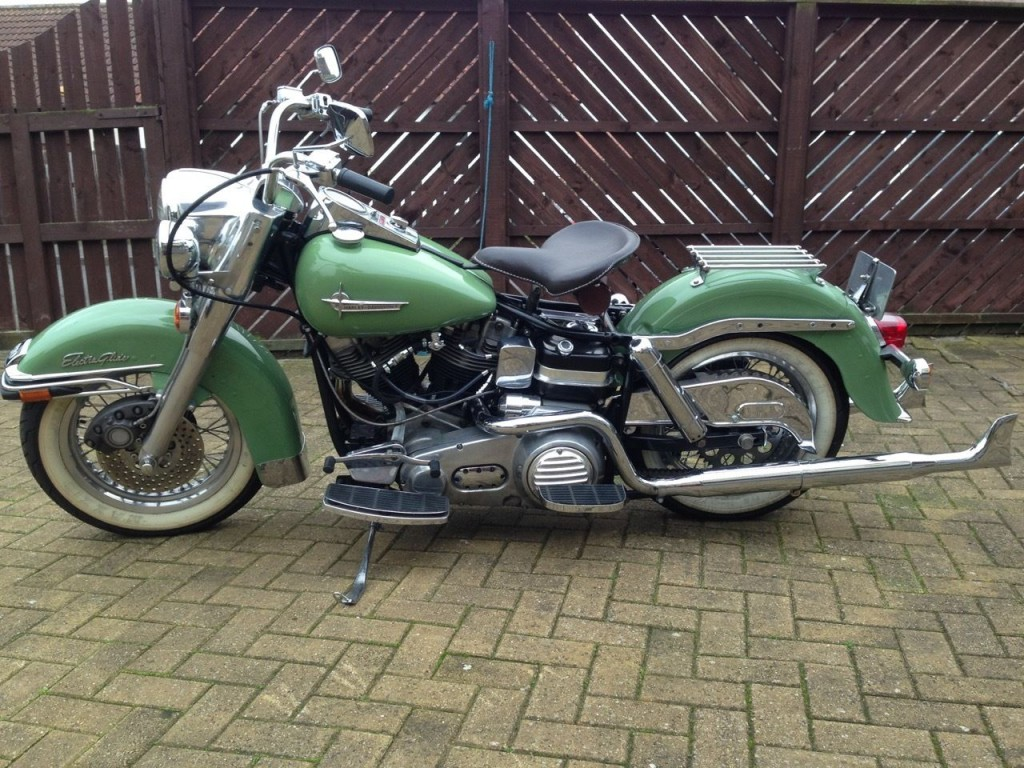 Harley Davidson Flh Shovelhead For Sale Uk