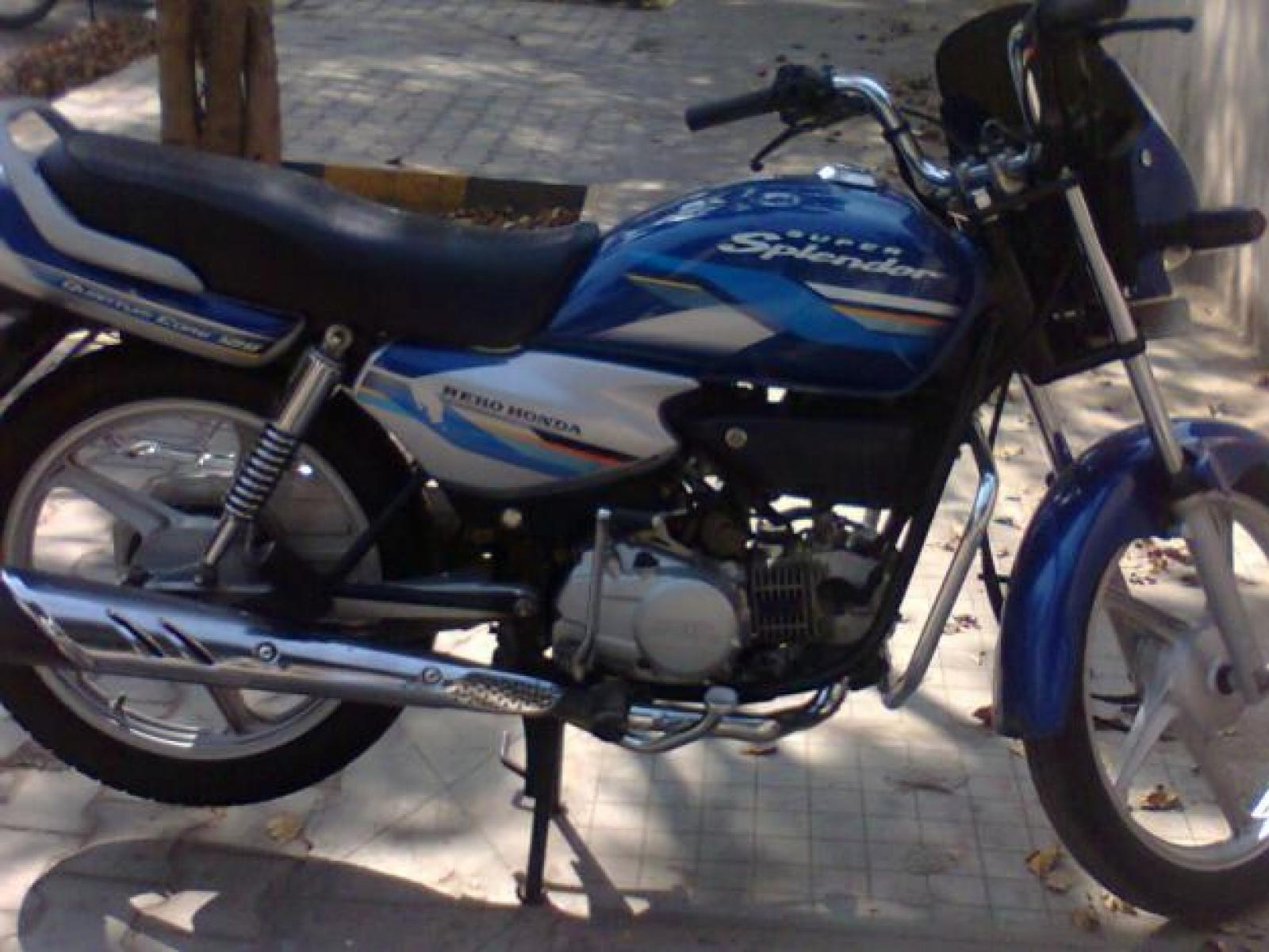 Hero Honda Splendor 2007 images #95886