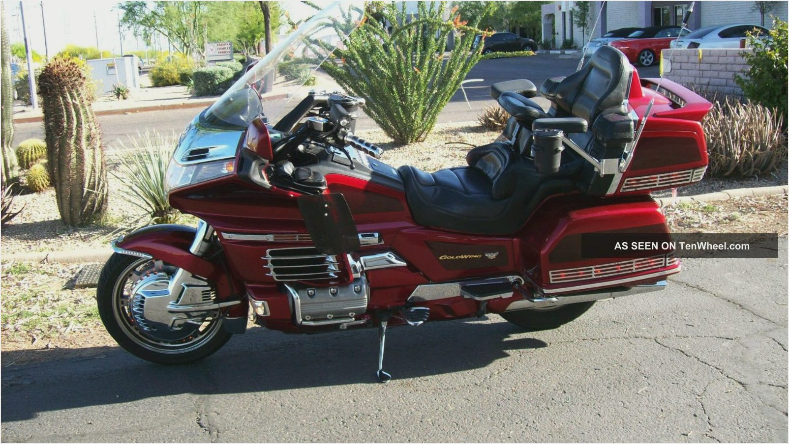 Honda GL 1500 SE Gold Wing wallpapers #133722