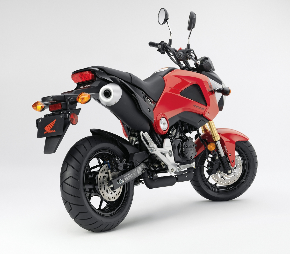 2015 honda grom 125 pics specs and information. Black Bedroom Furniture Sets. Home Design Ideas