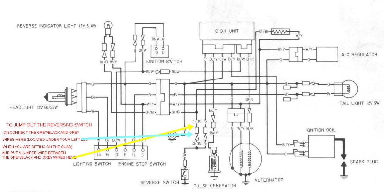 Honda 250ex Engine Diagram Wiring Library Wire 300ex Harness Schematics Timing Marks Schematic