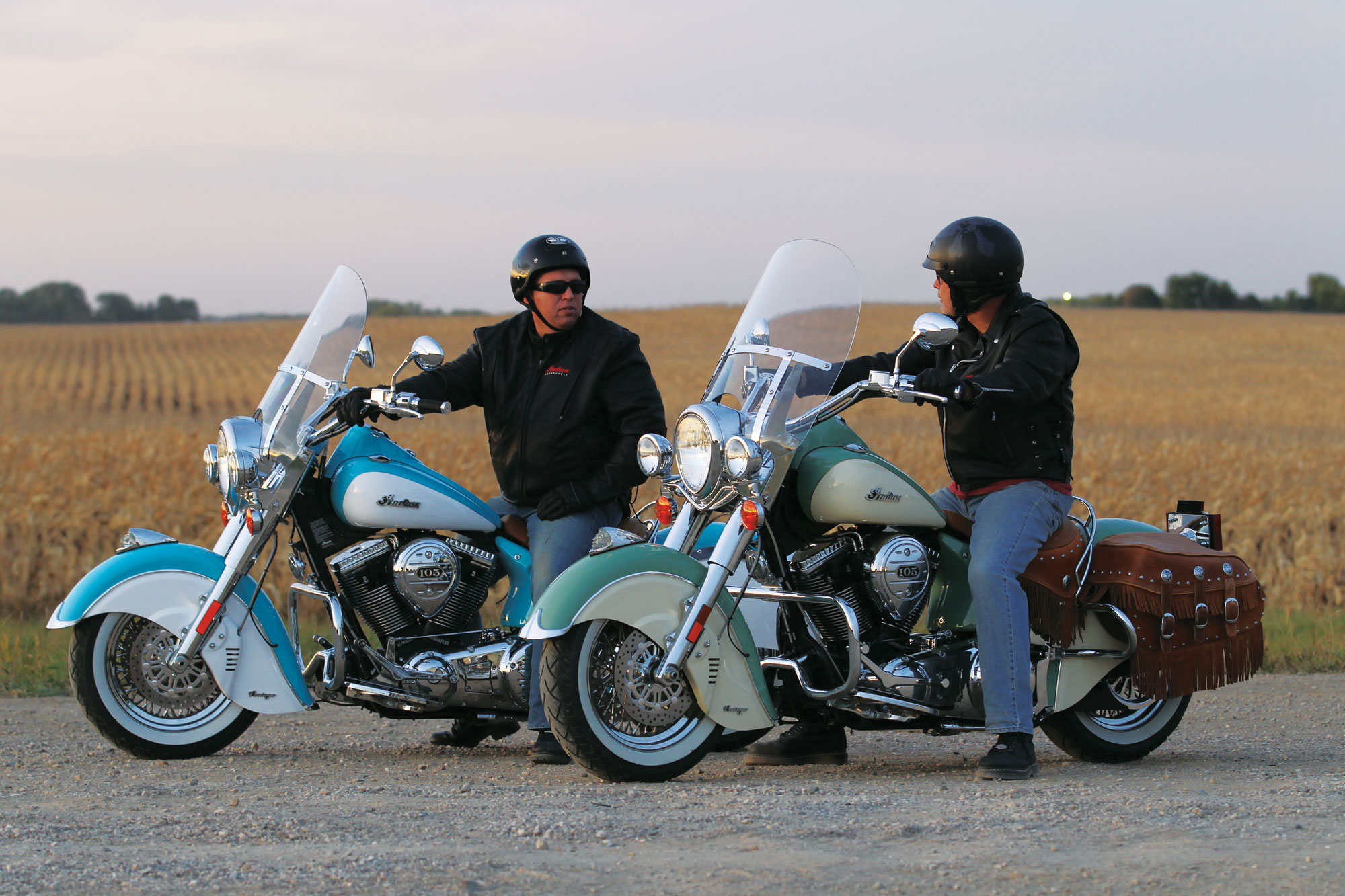 Indian Chief Standard 2011 images #97772