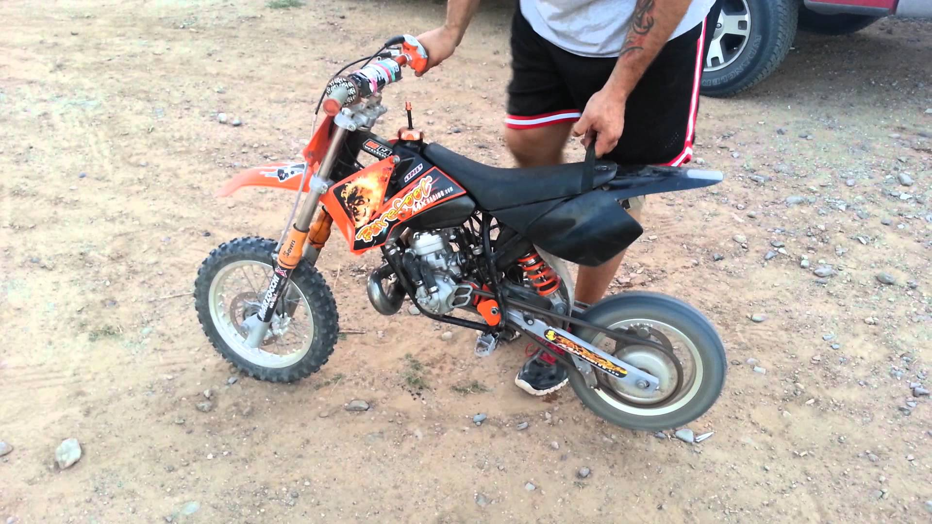 KTM 50 SX Junior 2008 images #86461