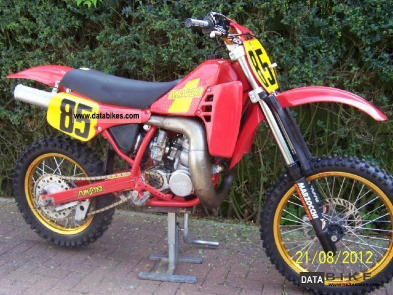 Maico GME 250 1985 images #102227