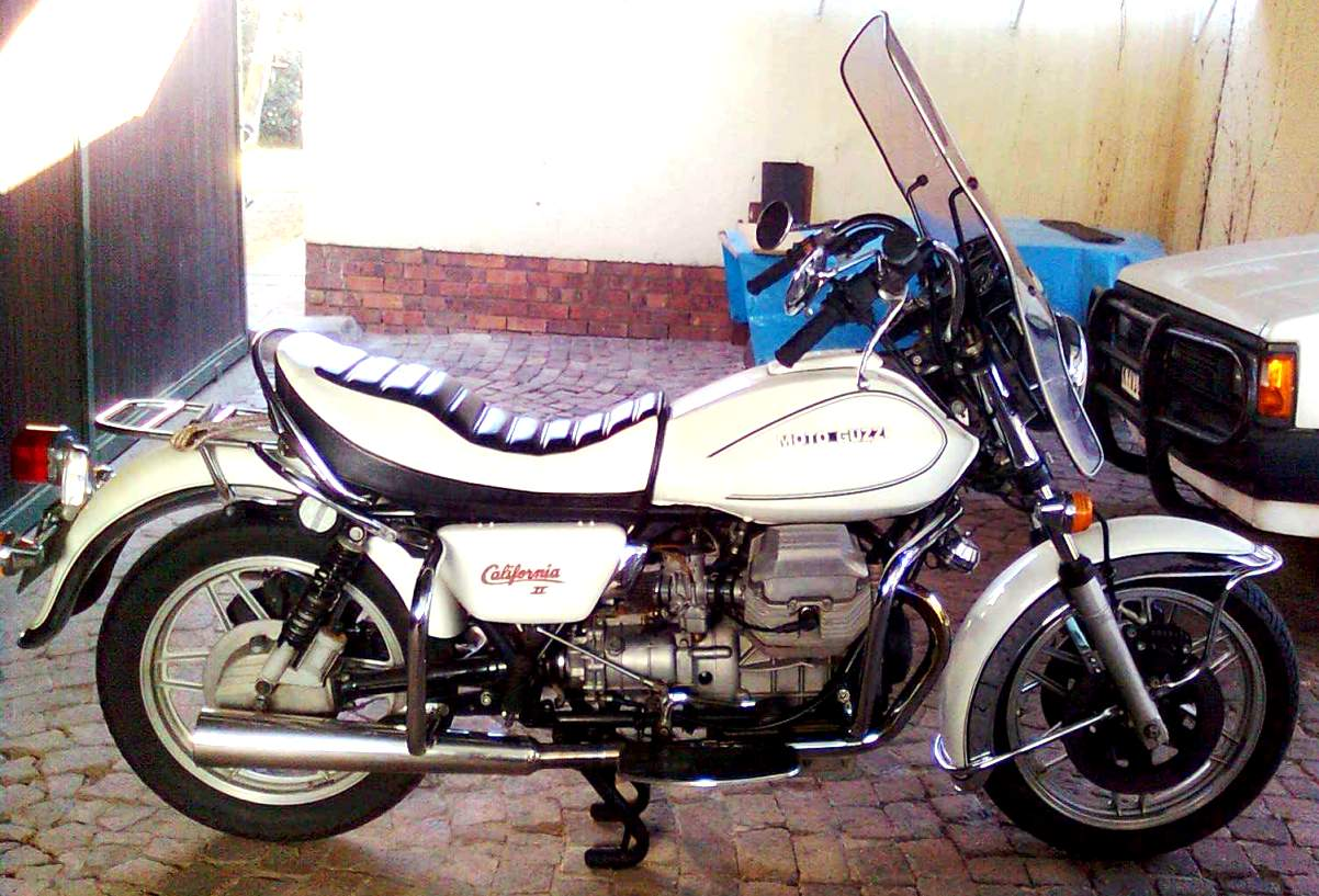 Moto Guzzi California II images #107473
