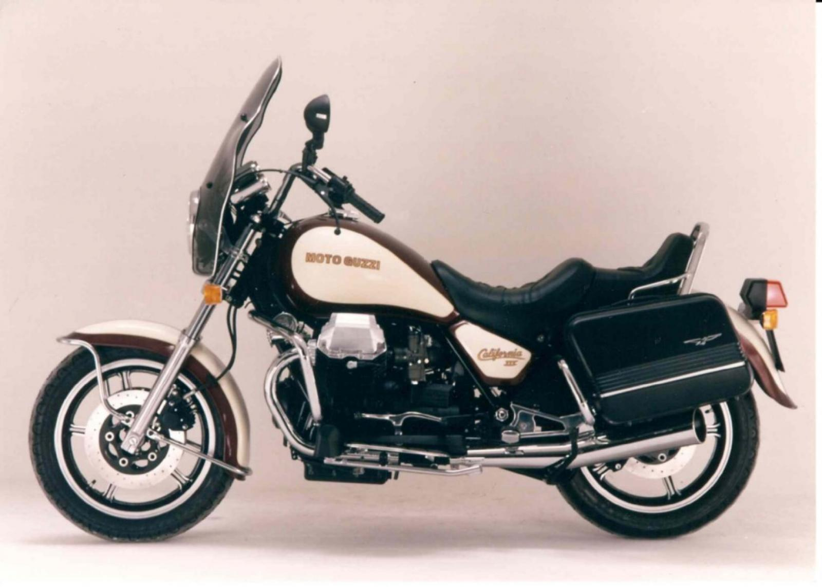 Moto Guzzi California III 1993 images #108661