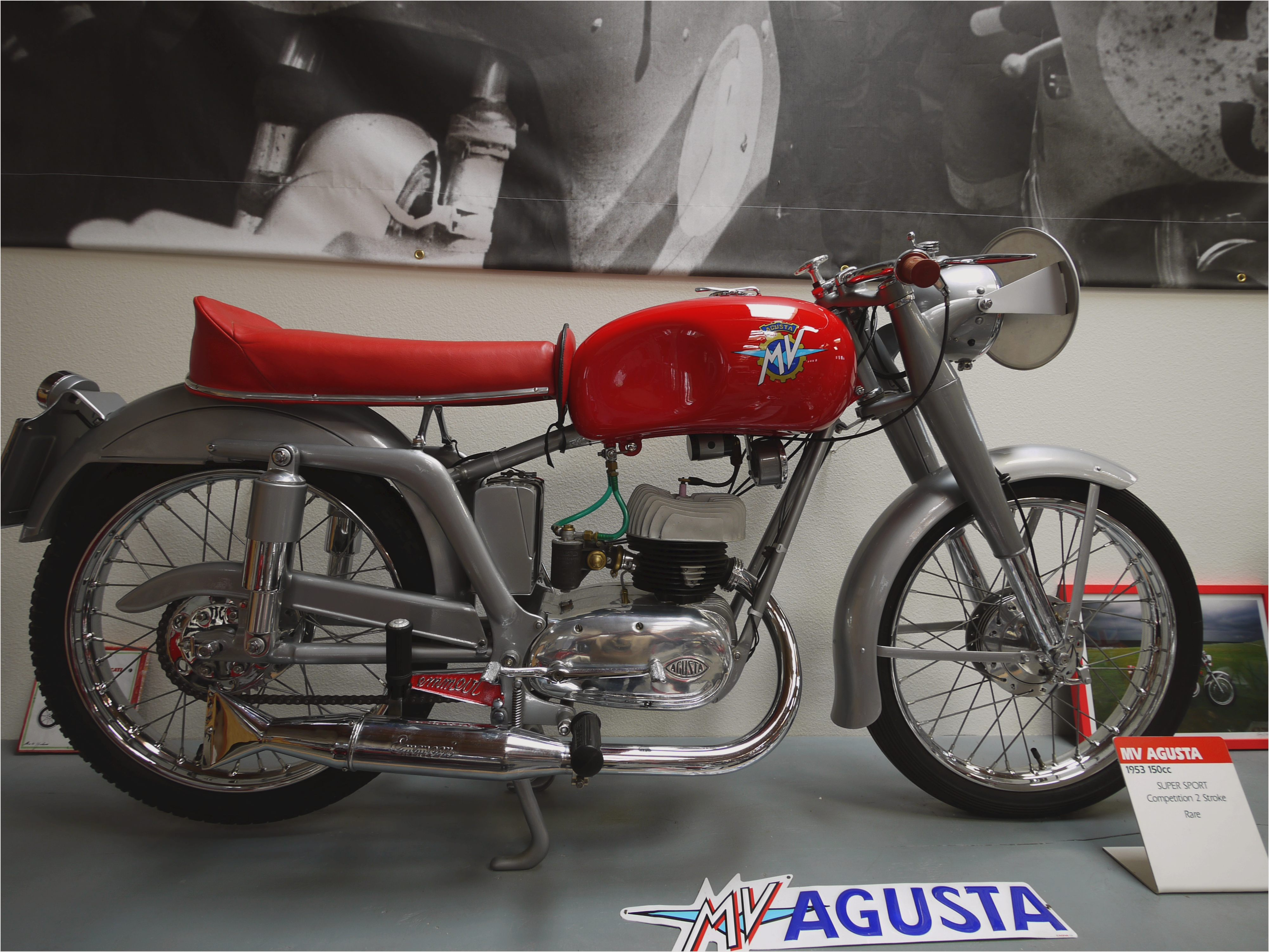 MV Agusta 125 SS 1978 images #113575