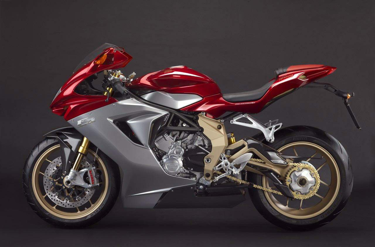MV Agusta F3 Serie Oro 2012 images #114361
