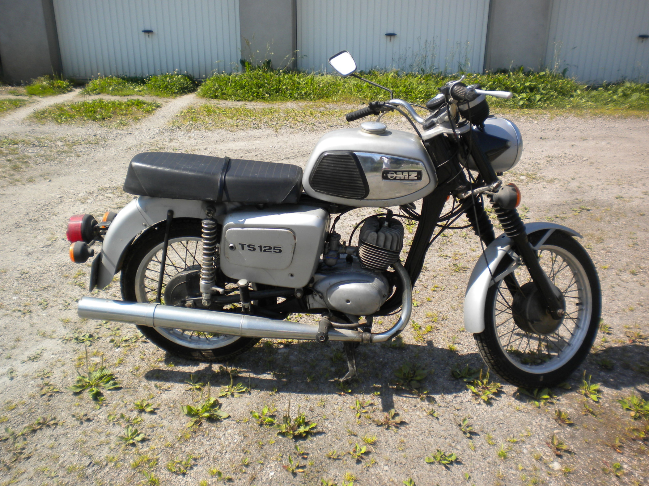 1984 Mz Ts 125 Pics Specs And Information