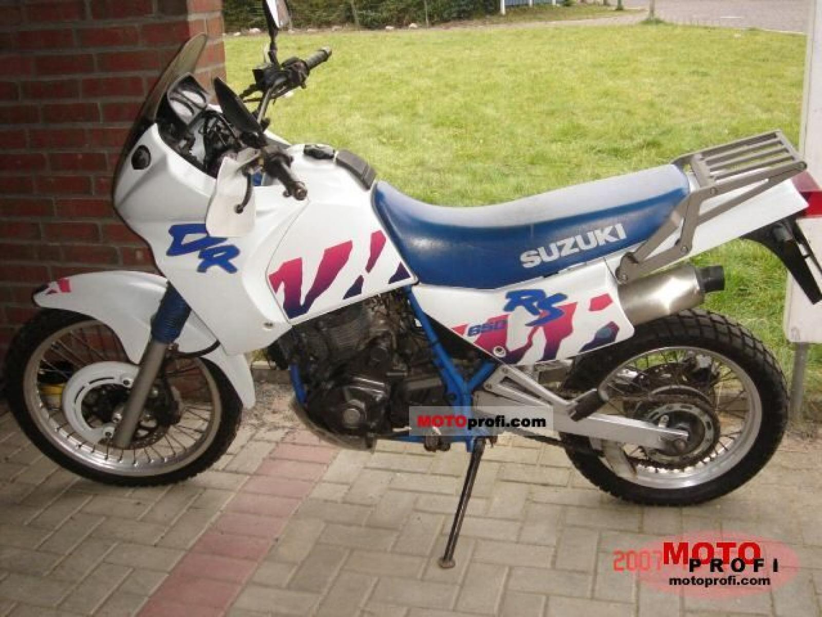 Suzuki DR 650 RSE wallpapers #144333