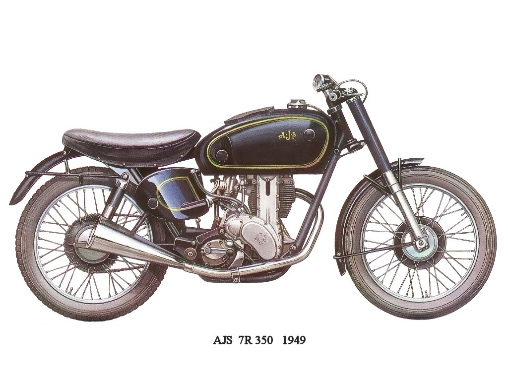 AJS Model 30 650 1961 images #91922