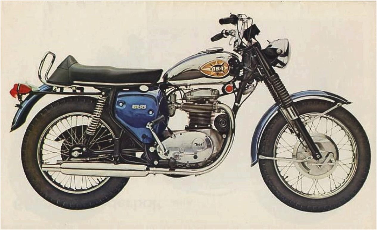BSA A 50 Royal Star images #65275