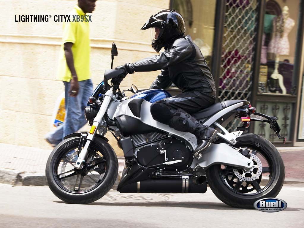 Buell Lightning CityX XB9SX 2010 images #66372