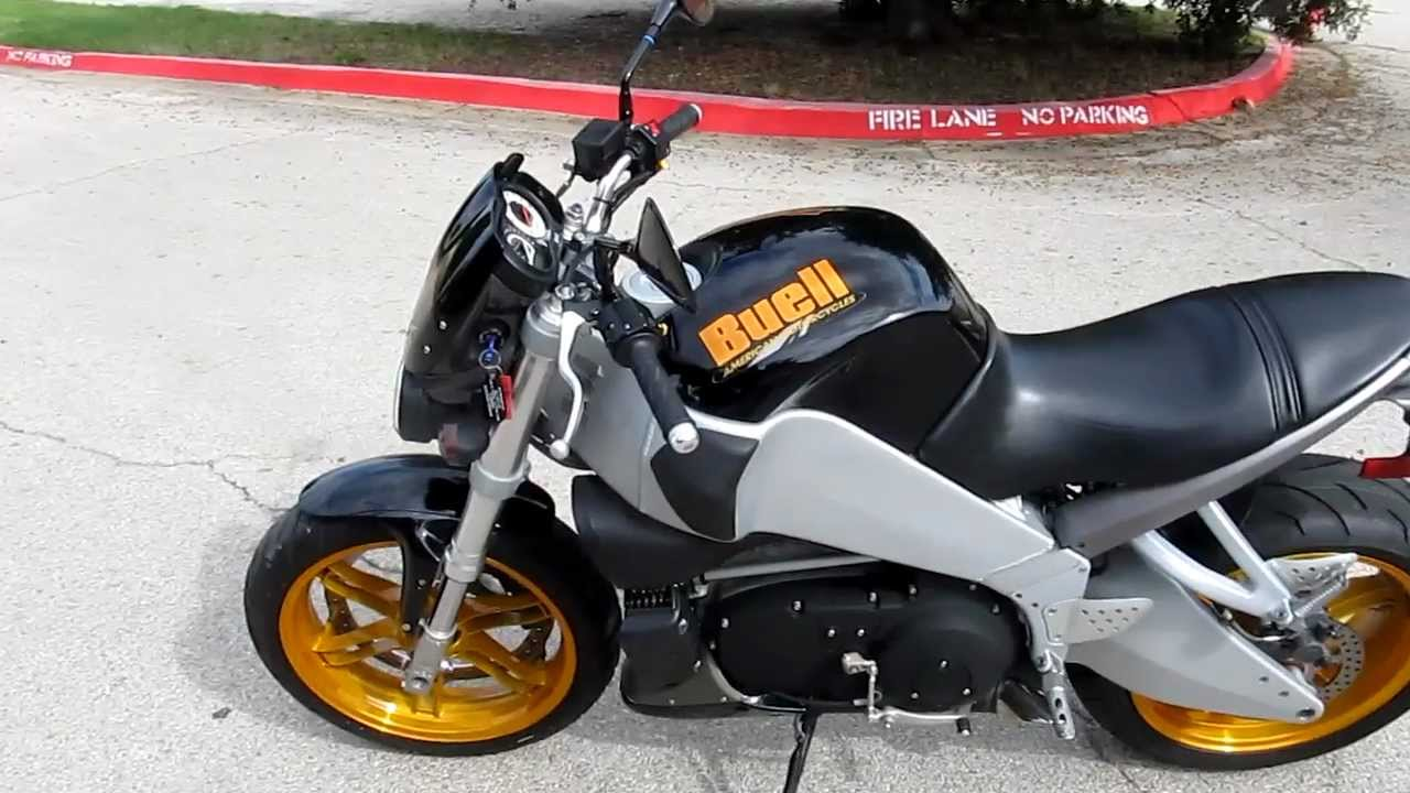Buell Lightning XB12S 2003 images #68048