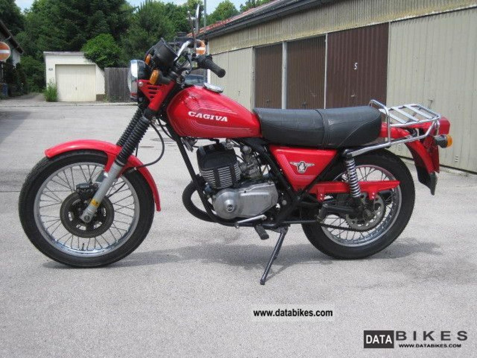 Cagiva SST 350 1980 images #66572