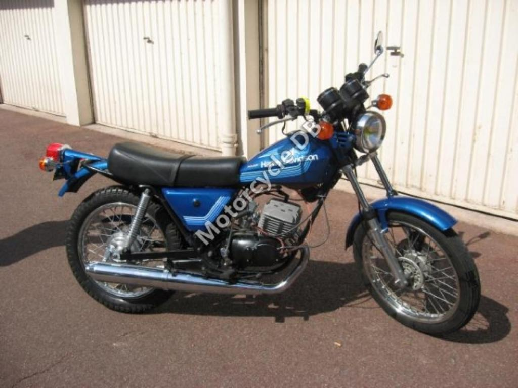 Cagiva SST 350 Chopper 1981 images #68439