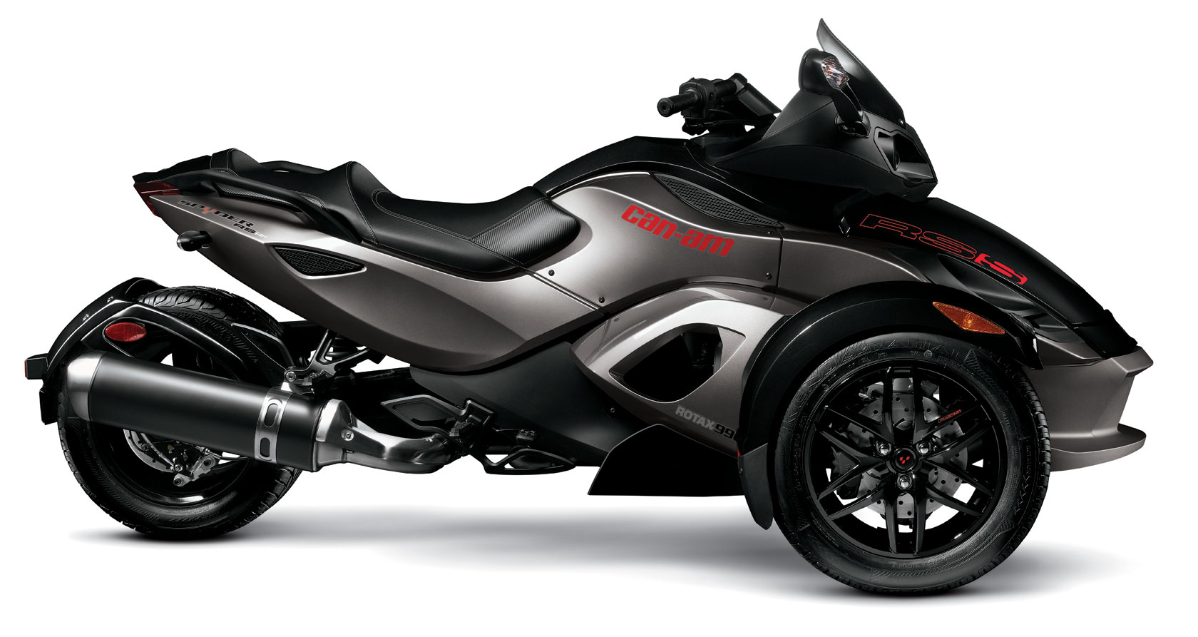 Can-Am Spyder RS-S 2011 images #94398