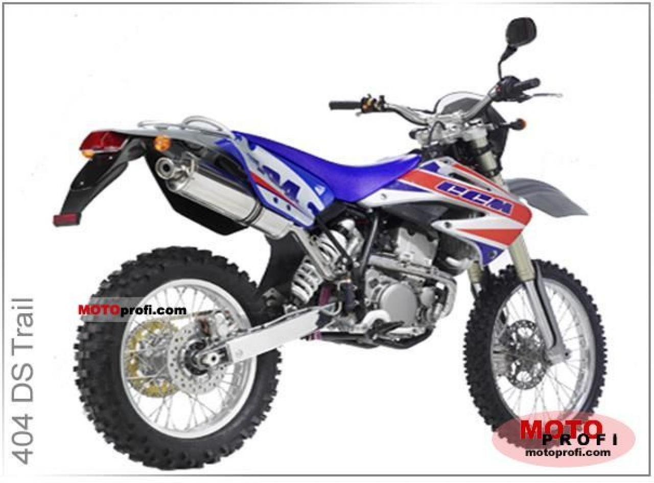 CCM 404DS Dualsport Moto 2003 images #70120