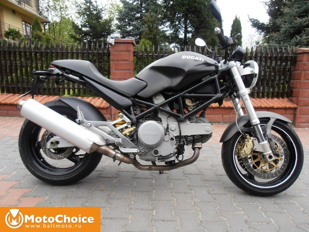 Ducati Monster 620 wallpapers #11315