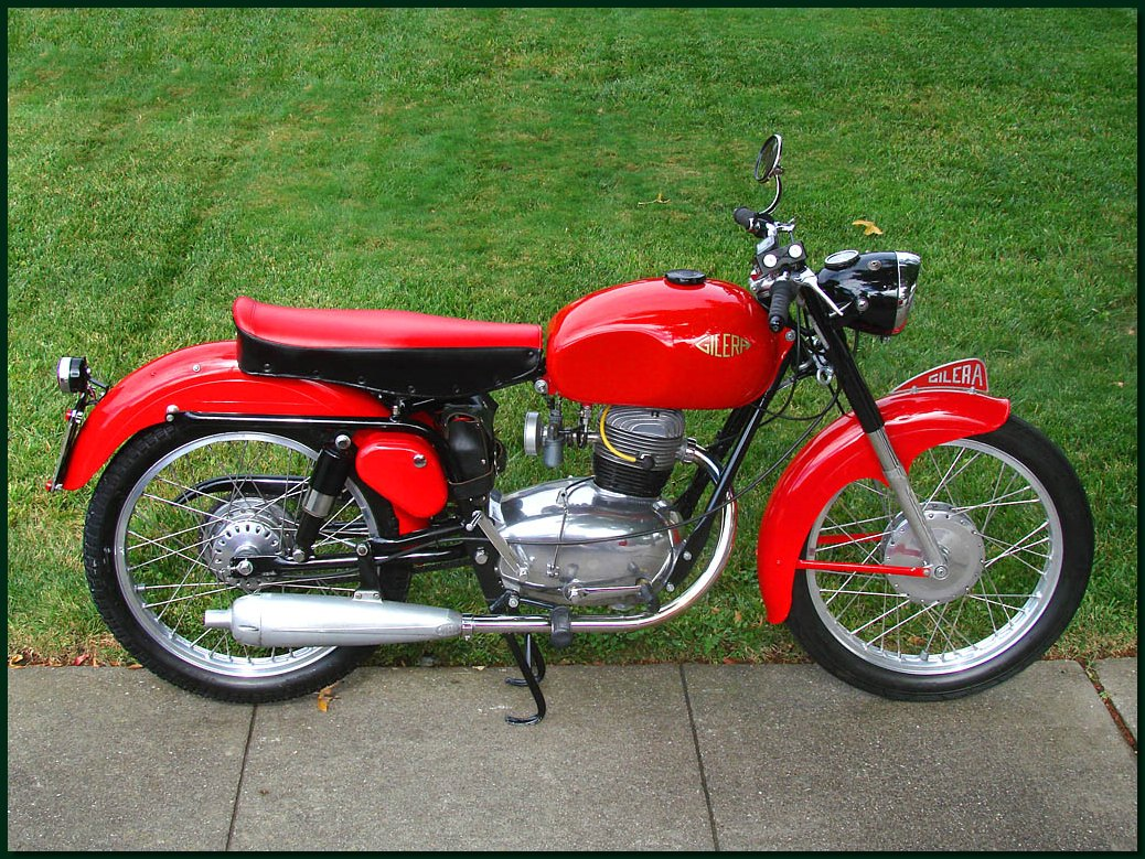 Gilera 150 Strada 1973 wallpapers #137588