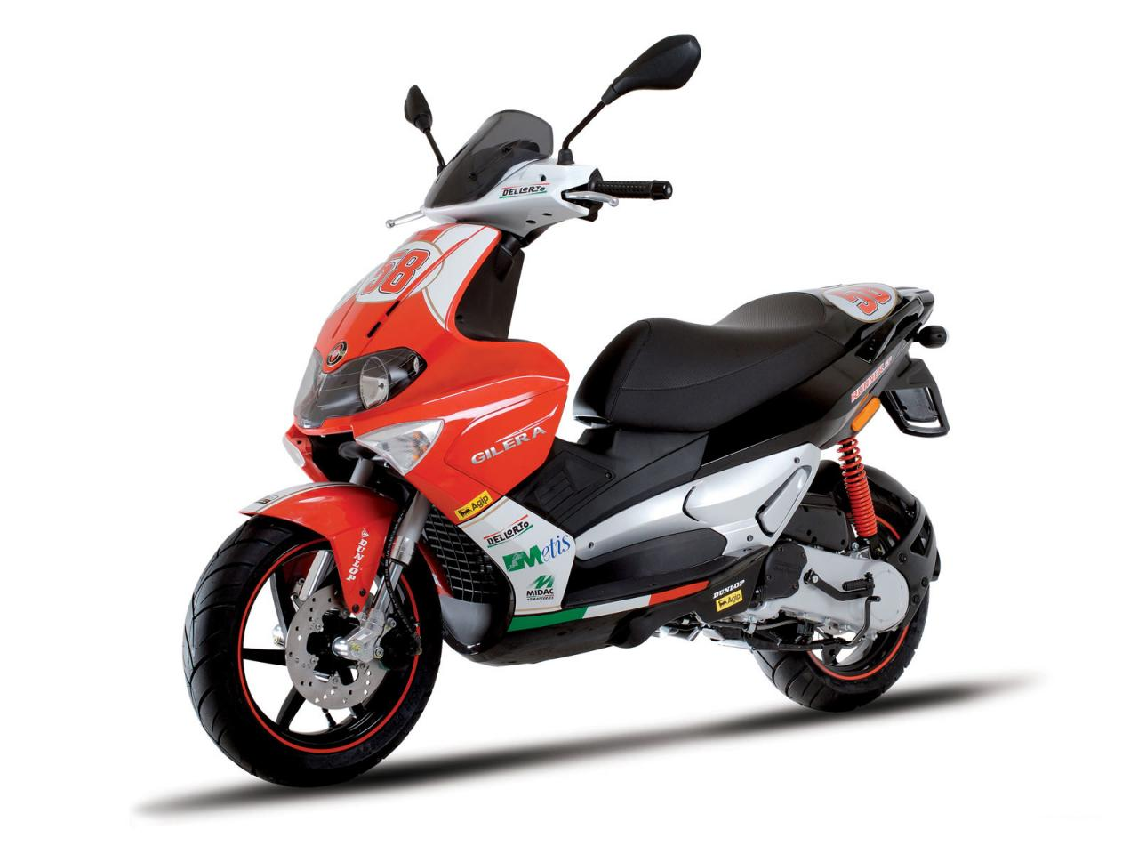 Gilera 50 Runner Racing Replica images #73878