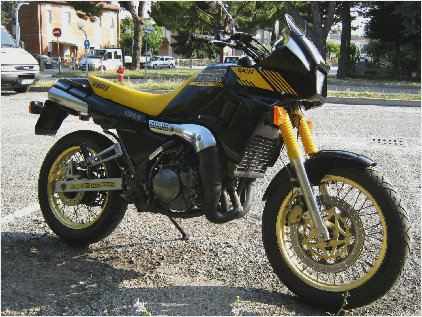 Gilera 600 Nordwest 1991 images #73581