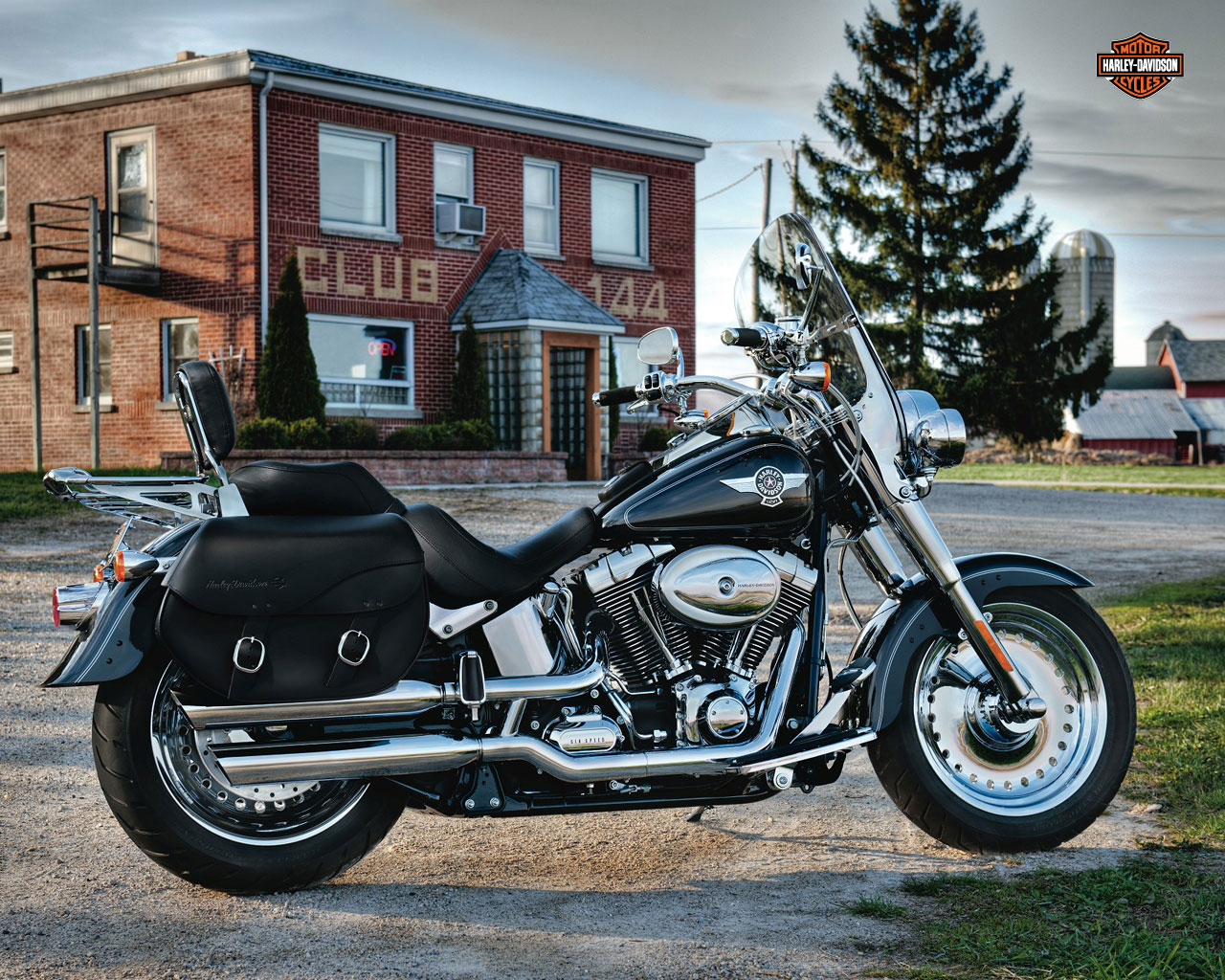 Harley-Davidson FLSTF Fat Boy 2009 images #80416
