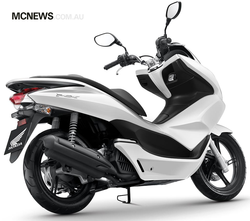 Honda Pcx Supercharger: 2011 Honda PCX: Pics, Specs And Information