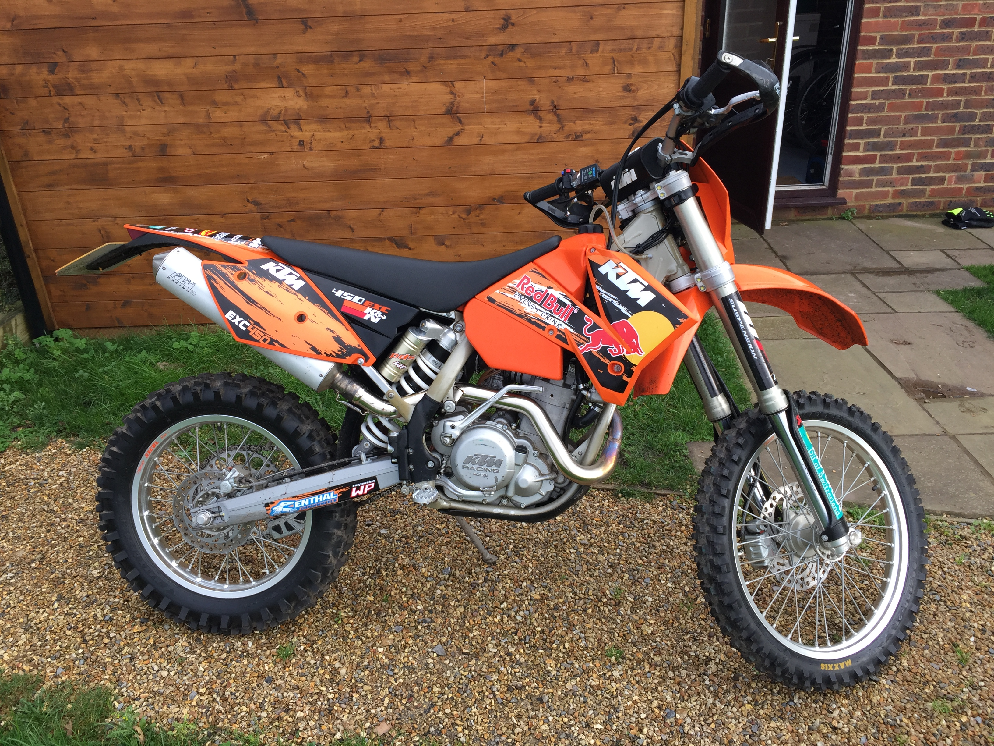 KTM 300 MXC 2002 images #85466