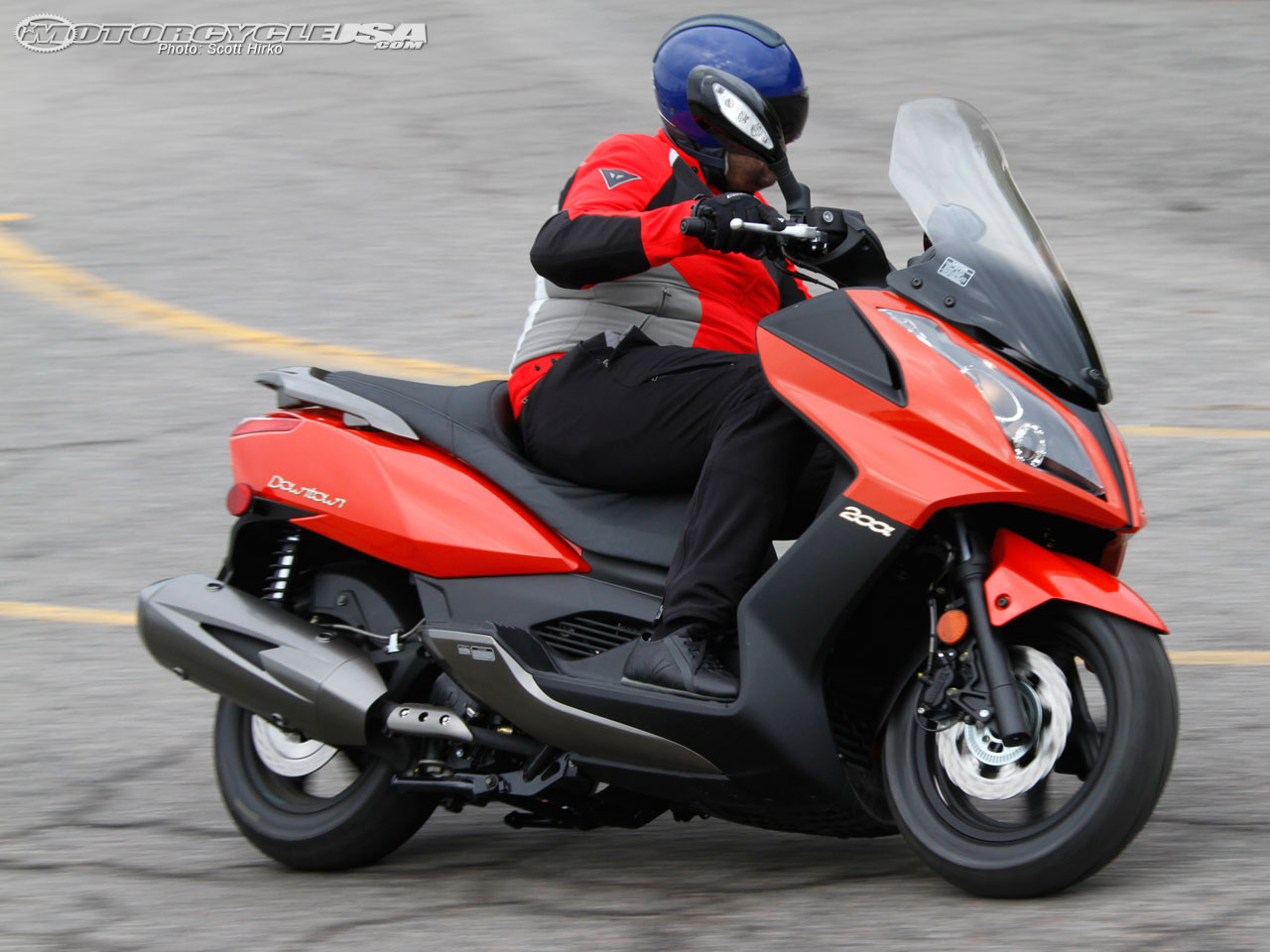 Kymco Like 200i 2011 images #156529