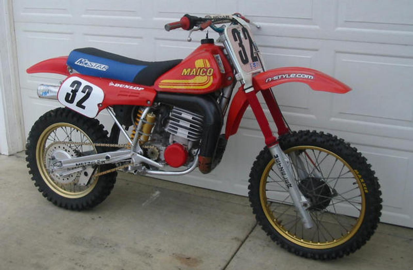 Maico MD 125/6 1975 images #101932