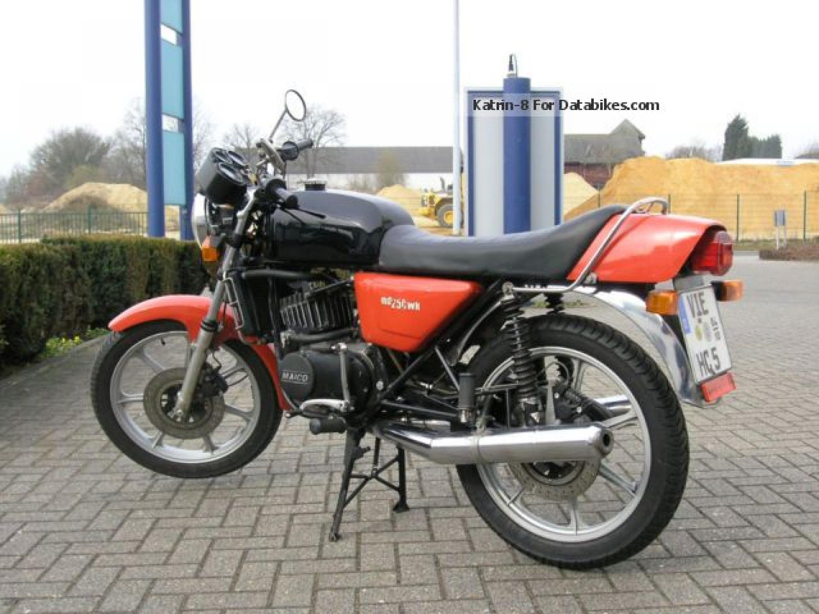 Maico MD 250 1971 images #102824