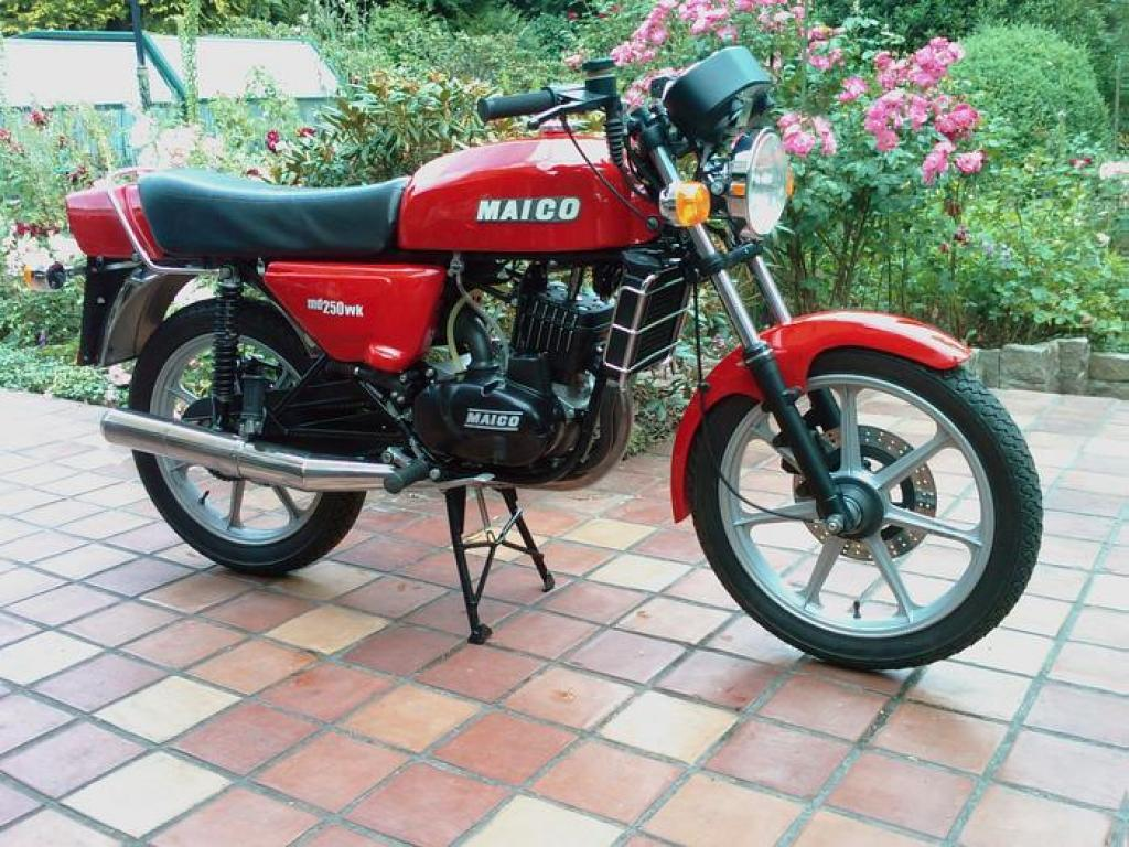 Maico MD 250 WK 1983 images #103718