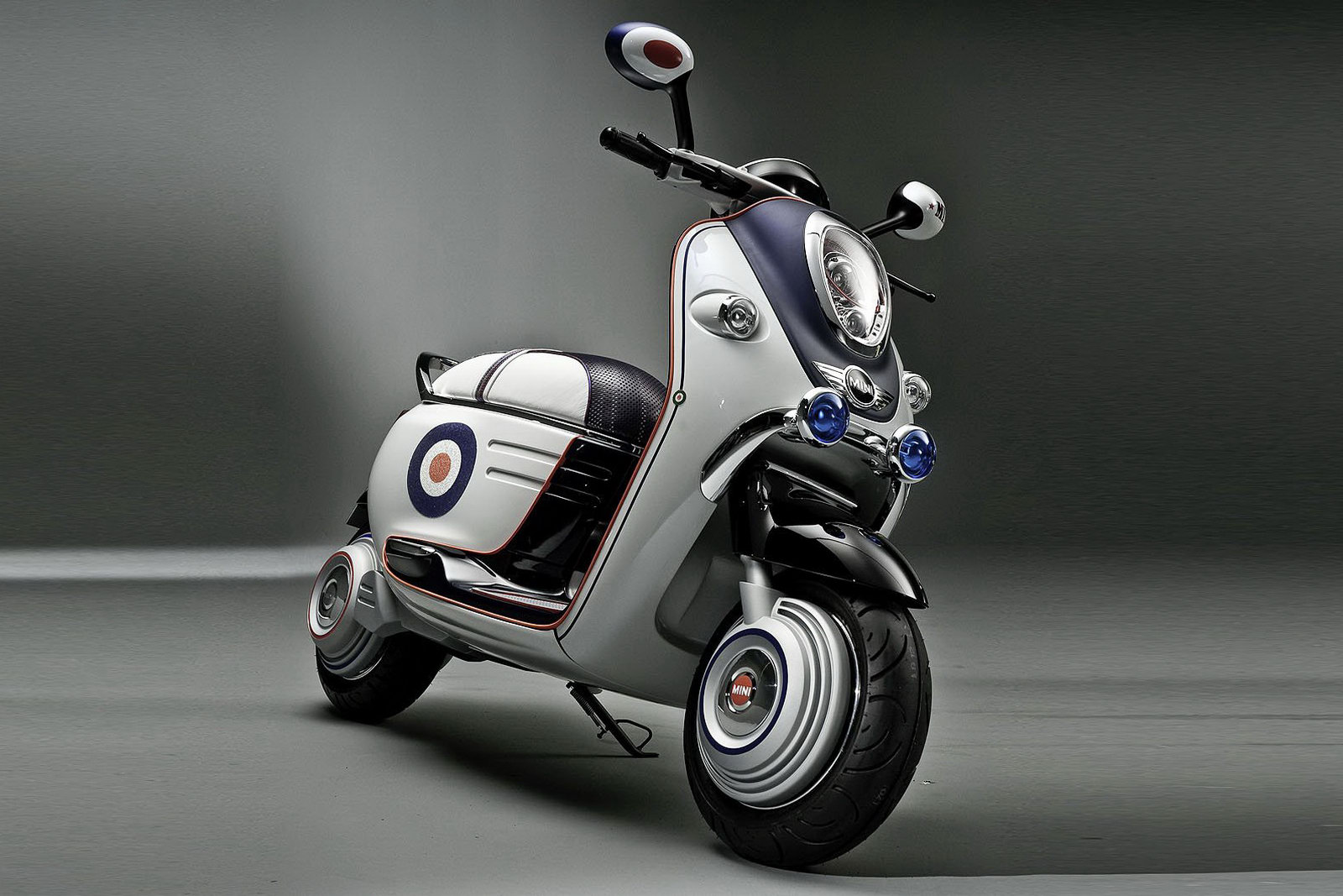 MINI Scooter E Concept images #106875