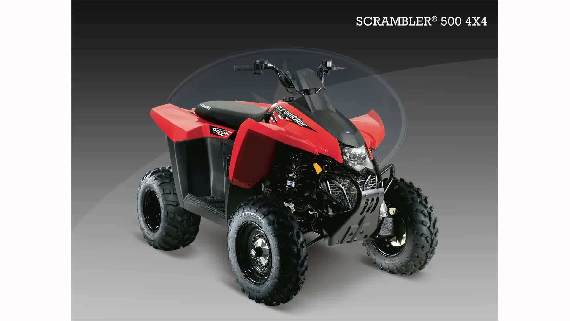 Polaris Scrambler 500 4x4 2006 images #121170