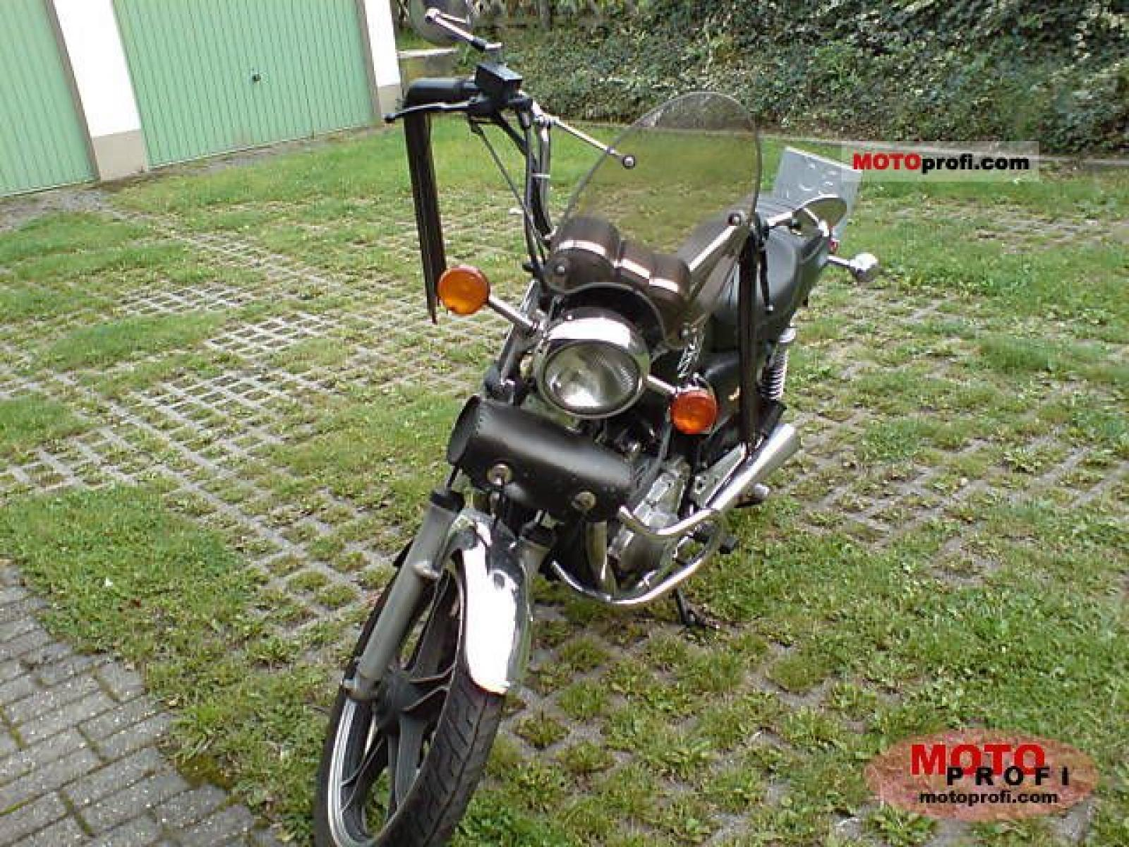 Puch GS 350 F 5 1987 images #121668