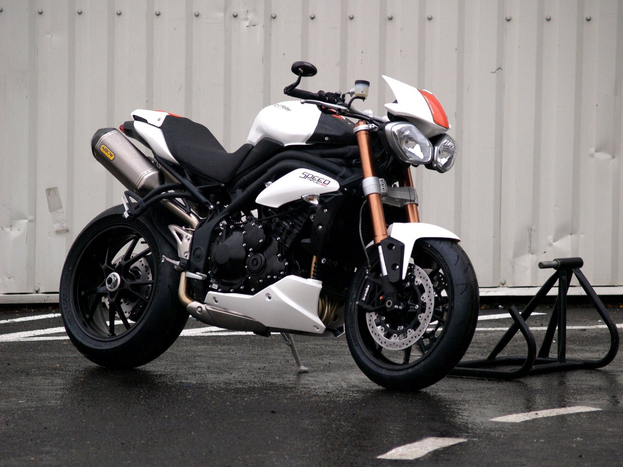 Triumph Street Triple wallpapers #130848
